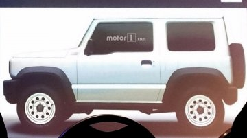 Suzuki Jimny (Current Generation)