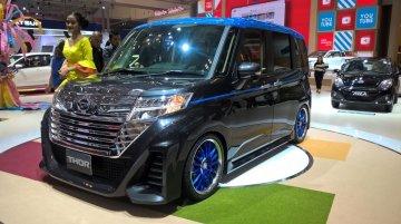 Daihatsu THOR Grand Custom & Daihatsu Move Canbus - GIIAS 2017 Live