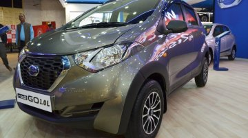Datsun redi-GO 'Cross' special edition showcased at Nepal Auto Show 2017