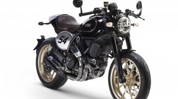 Ducati Scrambler Cafe Racer Launched in India at INR 9.32 lakhs