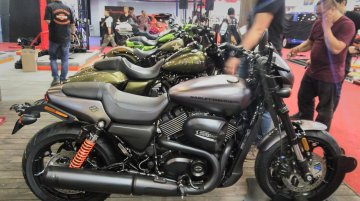 Harley-Davidson Street Rod - Image Gallery (Unrelated)