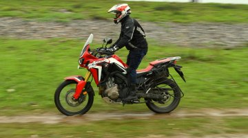 Honda Africa Twin Review & Test Ride