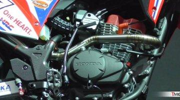 Honda CRF150 Prototype