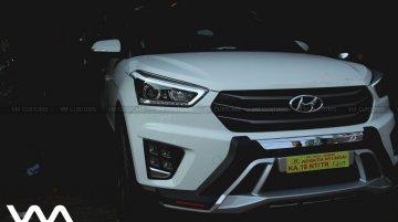 Hyundai Creta by VM Customs