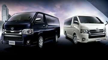 Upgraded Toyota Hiace to be launched in December - Report