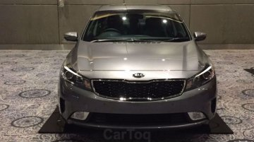 7 Kia cars spotted at the company's Indian dealer roadshow - Report