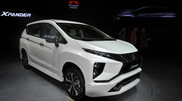 Nearly 6,000 bookings recorded for the Mitsubishi Xpander