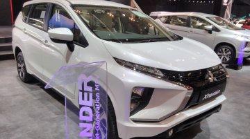 Mitsubishi receives 40,000 bookings for the Mitsubishi Xpander
