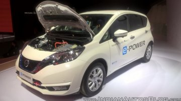 Nissan Note e-POWER - GIIAS 2017 Live