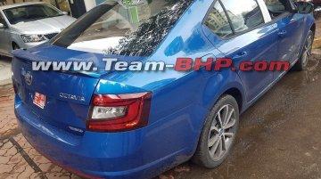 Skoda Octavia RS at Dealerships
