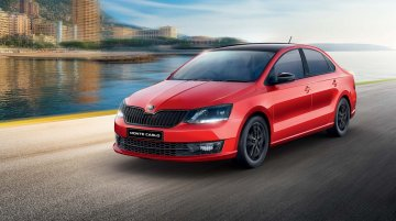 Skoda Rapid Monte Carlo relaunched, priced from INR 11.16 lakh