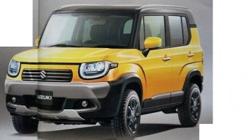 Suzuki Hustler crossover XL variant to enter production in December - Report