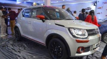 Suzuki Ignis with accessories - Nepal Live