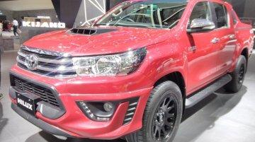 Toyota Hilux TRD & Toyota Yaris TRD Sportivo - GIIAS 2017 Live