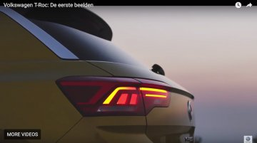 Production VW T-Roc teased ahead of 23 August world debut [Update]