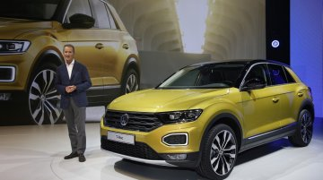 VW T-Roc officially unveiled, to launch in Europe this November