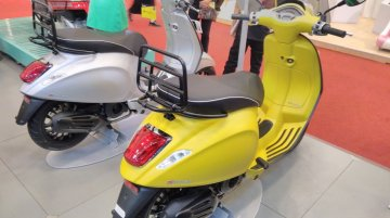 Vespa Sprint Sport Limited Edition - GIIAS 2017 Live