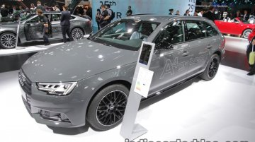 Audi A4 Avant G-Tron showcased at IAA 2017 - Live