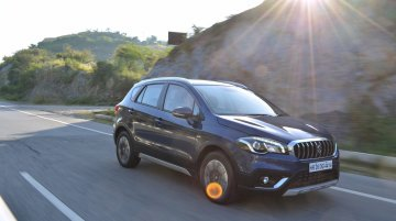 2017 Maruti S-Cross test drive review