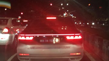 2018 Audi A8 spied testing in India, on sale next year