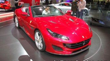 Ferrari Portofino showcased at IAA 2017 - Live [Gallery Update]