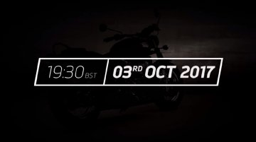 2018 Triumph Bonneville Speedmaster teased; launch on 3rd October