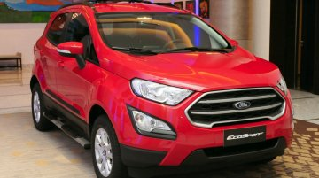 Ford launches accessories for 2018 Ford EcoSport in Brazil