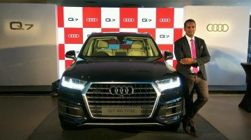 2020 Audi Q7 (facelift) won't be available in diesel variant initially- Report