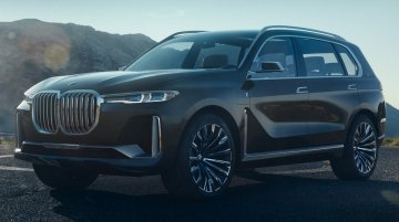 BMW Concept X7 leaked ahead of IAA 2017 debut