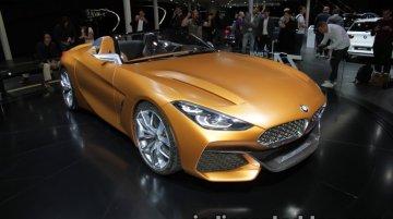 BMW Concept Z4 - IAA 2017 Live