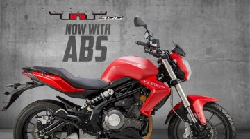 Benelli TNT 300 ABS launched at INR 3.29 lakhs