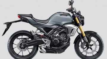 Honda CB150R ExMotion (Production Honda 150SS racer) launched in Thailand