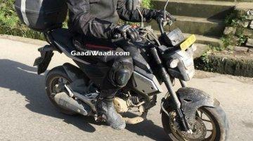 2018 Honda Grom Spied in India