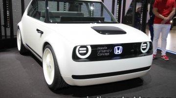 Honda Urban EV Concept showcased at IAA 2017 - Live