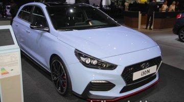 Hyundai i30 N - IAA 2017 Live