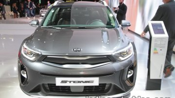 Hyundai Motor Group's design chief hints at the Kia Stonic for Indian portfolio