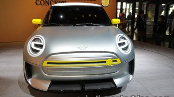 MINI Electric Concept - IAA 2017 Live