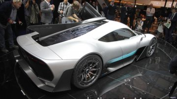 Mercedes-AMG Project ONE showcased at IAA 2017 - Live