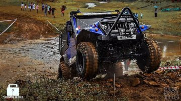 This modified Mahindra Thar is the most powerful one in India