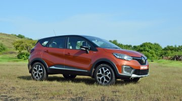 Renault Captur India launch delayed - Report