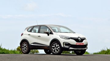 Renault Captur discontinued in India two years after launch - IAB Report