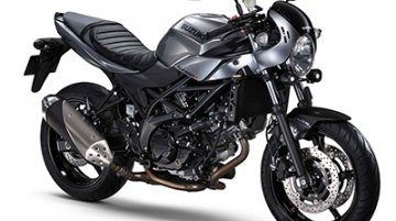Suzuki SV650X price announced in UK
