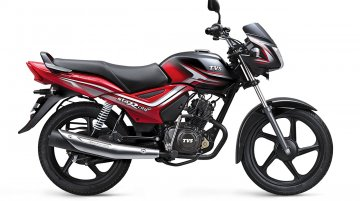 TVS Star City Plus dual tone variant launched in India