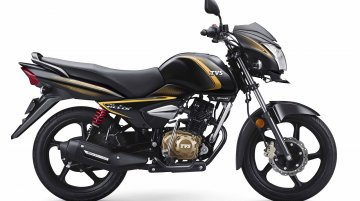 TVS Victor with SBT launched at INR 54,682