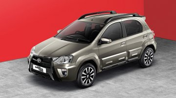 Toyota Etios Cross X-Edition launched in India