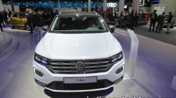 VW T-Roc & VW Tiguan Allspace to have Indian debut at Auto Expo 2020 - Report