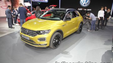 Volkswagen T-Roc bookings in India closed as all units sell out