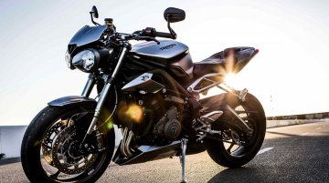 Triumph Street Triple RS vs. Kawasaki Z900 - Spec comparo