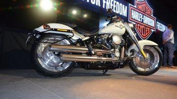 Harley-Davidson Fat Boy - Image Gallery