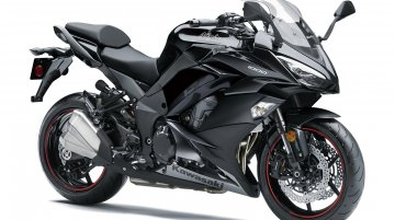 2018 Kawasaki Ninja 1000 gets new colour combinations in India